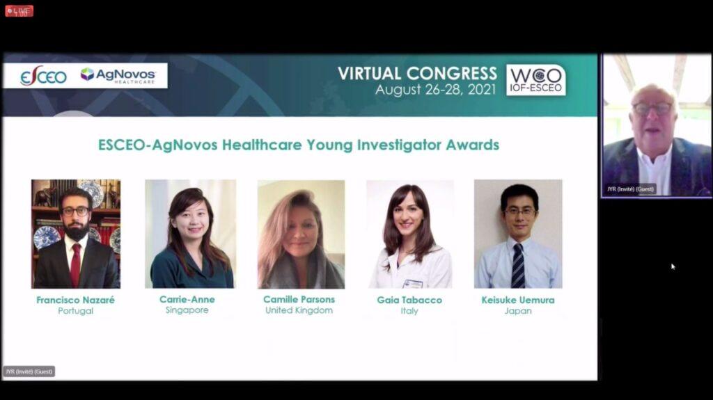 Carrie-Ann Ng Award